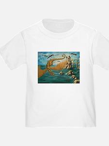 City of Dragons T-Shirt
