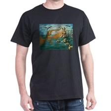 City of Dragons T-Shirt