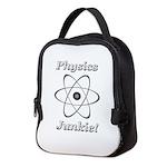 Physics Junkie Neoprene Lunch Bag