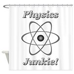Physics Junkie Shower Curtain