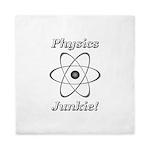 Physics Junkie Queen Duvet