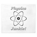 Physics Junkie King Duvet