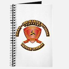 USMC - HQ Bn - 3rd Marine Division VN Journal