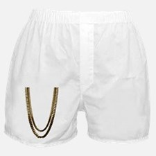 Gold Chains Boxer Shorts