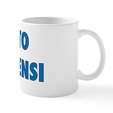Bow to your Sensi Mug