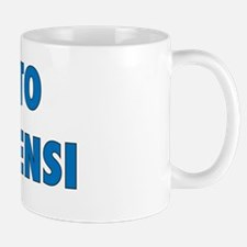 Bow to your Sensi Mug