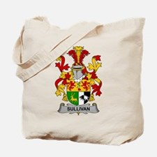 Sullivan Family Crest Tote Bag