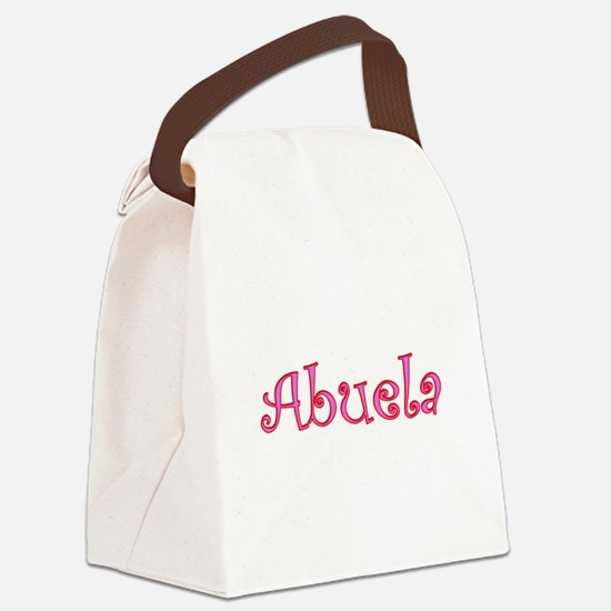 ABUELA Canvas Lunch Bag