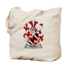 Tickell Family Crest Tote Bag