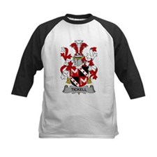 Tickell Family Crest Baseball Jersey