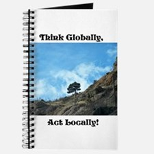 Think Globally, Act Locally (1) Journal