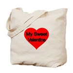 My Sweet Valentine 2 Tote Bag