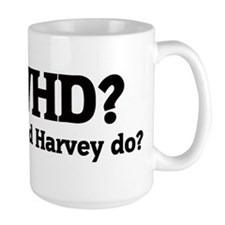 What would Harvey do? Mugs