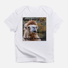 What Day is it? Camel Infant T-Shirt