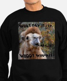 What Day is it? Camel Sweatshirt