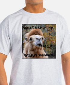 What Day is it? Camel T-Shirt