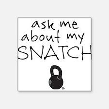 Snatch (Kettlebell) Sticker