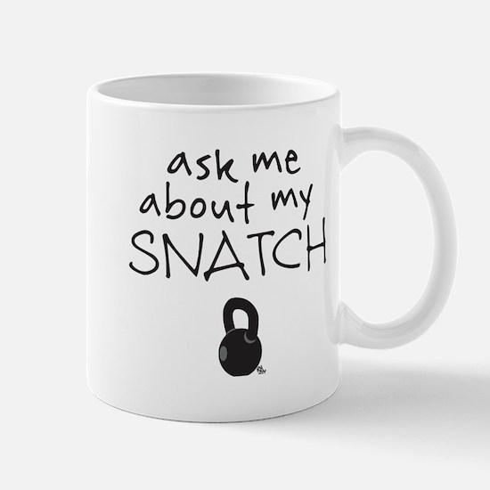 Snatch (Kettlebell) Mugs