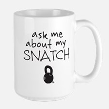 Snatch (Kettlebell) Mugs