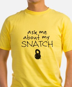 Snatch (Kettlebell) T-Shirt