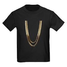 Gold Chains T-Shirt