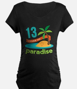 13th Anniversary Paradise T-Shirt