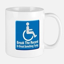 Break Something Mug