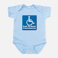 Break Something Infant Bodysuit