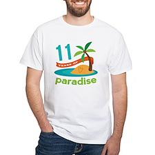 11th Anniversary Paradise Shirt