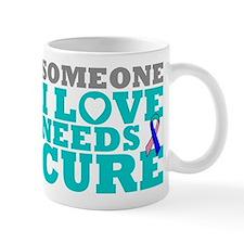 Thyroid Cancer Needs A Cure Mug