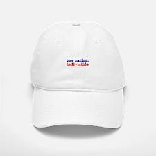 One Nation Indivisible lightapparel Baseball Baseball Baseball Cap