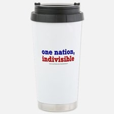 One Nation Indivisible lightapparel Travel Mug