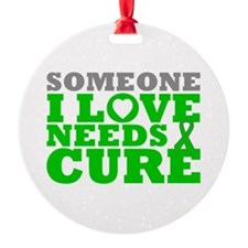 Spinal Cord Injury Needs A Cure Ornament