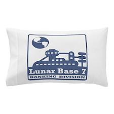 Lunar Banking Division Pillow Case