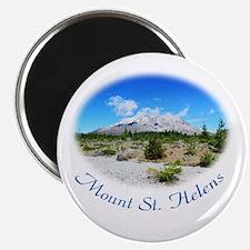 Mount St. Helens. National Park Magnets