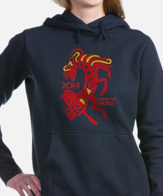 2014 Year of the Horse Hooded Sweatshirt