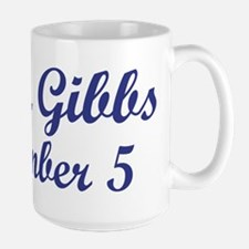 MRS. GIBBS #5 Mugs