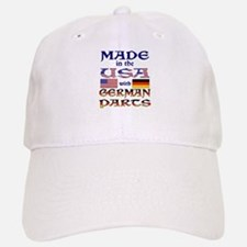Made USA With German Parts Baseball Baseball Cap