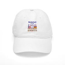 Made USA With German Parts Baseball Cap