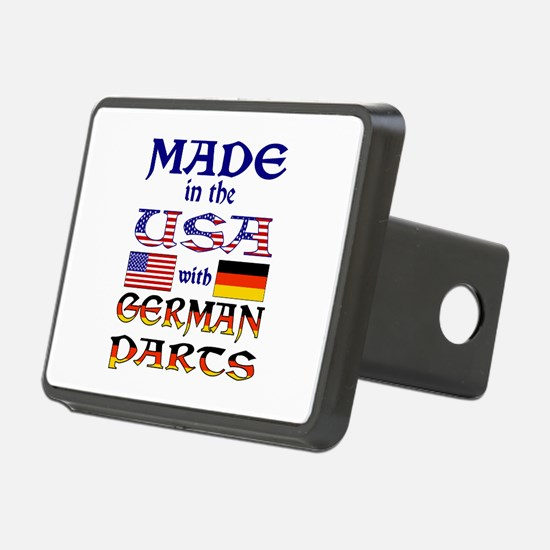 Made USA With German Parts Hitch Cover