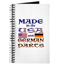 Made USA With German Parts Journal