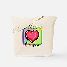 WB Grandma [Afrikaans] Tote Bag