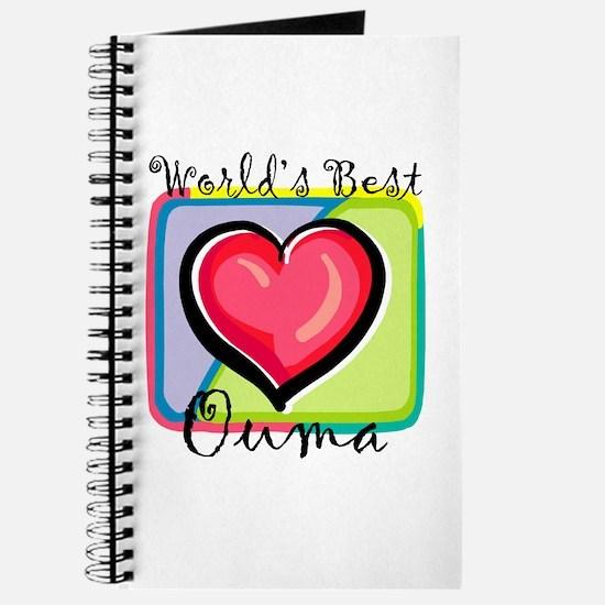 WB Grandma [Afrikaans] Journal