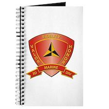 USMC - HQ Bn - 3rd Marine Division Journal