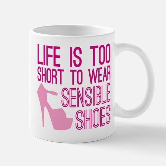 Sensible Shoes Mug