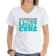 PCOS Needs A Cure Shirt