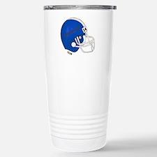 Football Helmet Travel Mug