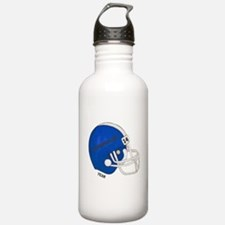 Football Helmet Water Bottle
