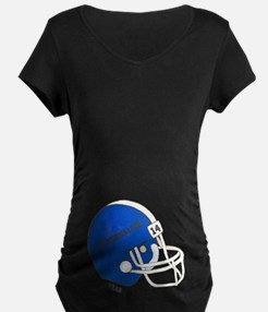Football Helmet T-Shirt