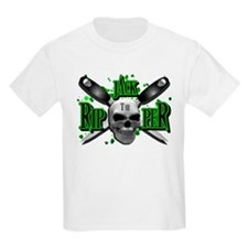 Jack the Ripper Green T-Shirt